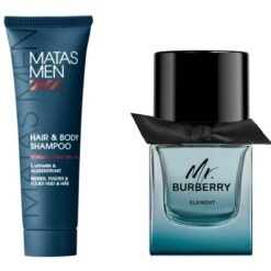 Blueberry element + Matas Hair & Bodyshampoo