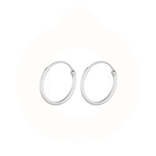 pernille corydon øreringe sølv