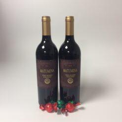 gavepose med italiensk vin