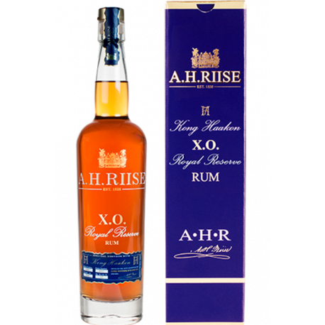 A.H. Riise - XO Kong Haakon Royal Reserve Rom