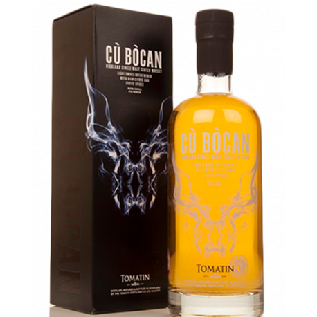 Tomatin - Cù Bòcan Light Smoke Highland Single Malt